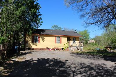 Fort Bend County Single Family Home For Sale: 509 Pultar Road