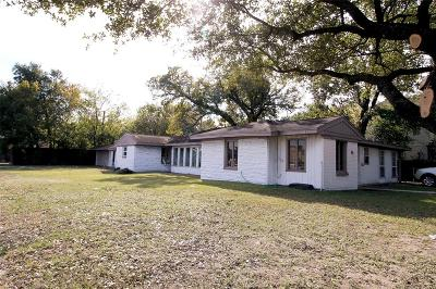 Houston Single Family Home For Sale: 701 W 39th Street