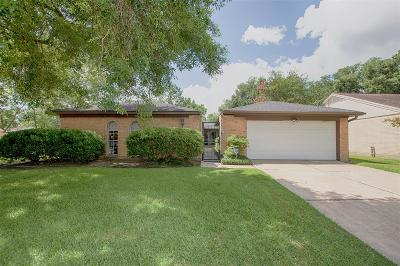 Single Family Home For Sale: 15822 Brookford Drive