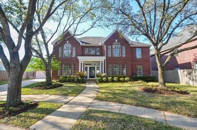 Sugar Land Single Family Home For Sale: 3334 N Briarpark Lane