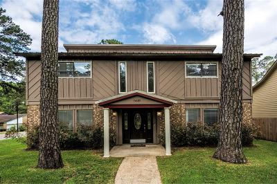 Willis Single Family Home For Sale: 15689 Corinthian Way