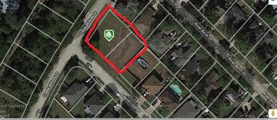 Tomball Residential Lots & Land For Sale: 22814 August Leaf Drive
