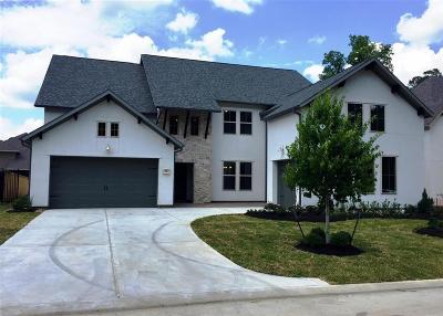 The Woodlands Single Family Home For Sale: 18 Mayapple Blossom Place