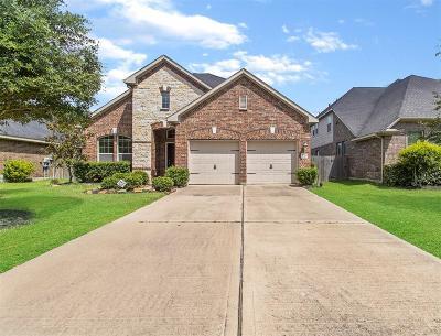 Fort Bend County Single Family Home For Sale: 7822 Gable Bridge Lane