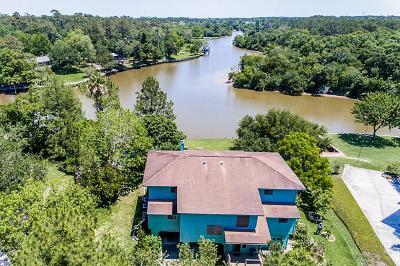 Dickenson, Dickinson Single Family Home For Sale: 3821 Pine Manor Lane