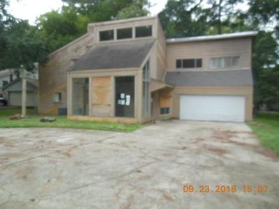 Willis Single Family Home For Sale: 15211 Jamaica Drive