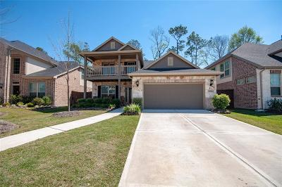 Humble Single Family Home For Sale: 16850 Big Reed Drive