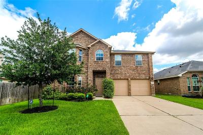 Rosenberg Single Family Home For Sale: 218 Silver Ripple Drive