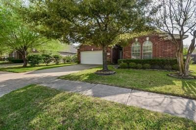 Katy Single Family Home For Sale: 1918 Sowles Park Drive