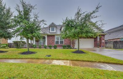 Pearland Single Family Home For Sale: 3003 Mason Grove Lane