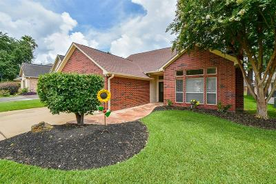 Willis Single Family Home For Sale: 5110 Park View Drive