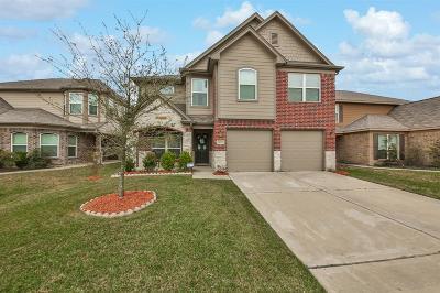Houston Single Family Home For Sale: 10919 E Fall Fern Circle