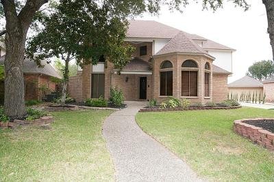 Katy Single Family Home For Sale: 1615 Leatherwood Drive