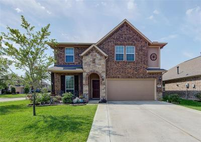 Brookshire Single Family Home For Sale: 9989 Katy Brook Lane