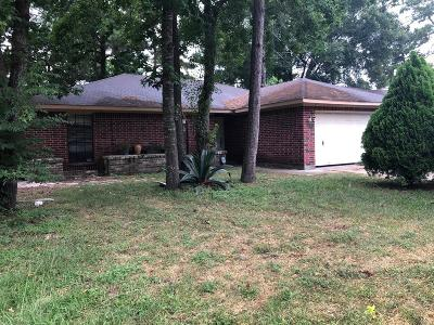 Humble Single Family Home For Sale: 2922 Kingfisher Drive