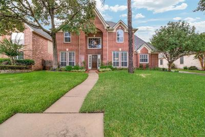 Tomball Single Family Home For Sale: 12510 Cranes Park Street