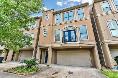 Houston TX Single Family Home For Sale: $367,800