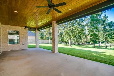 Montgomery Single Family Home For Sale: 146 Ballantyne Drive
