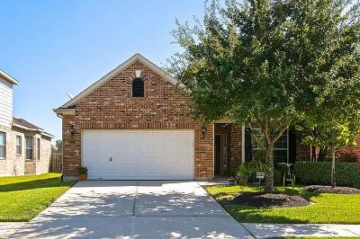 Humble Single Family Home For Sale: 4727 Red Canna Vista