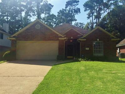 Montgomery Single Family Home For Sale: 12110 Browning Drive
