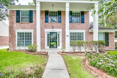 Spring Single Family Home For Sale: 20319 Weald Way Street