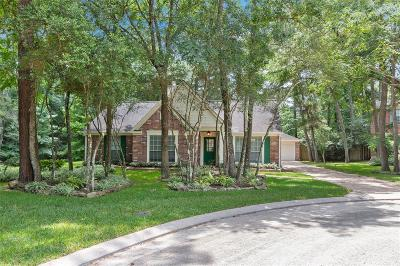The Woodlands TX Single Family Home For Sale: $259,000