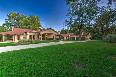 Liberty Single Family Home For Sale: 1043 Fm 1011 Road