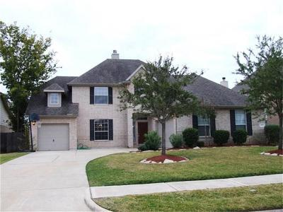 Sugar Land Single Family Home For Sale: 2507 Hampton Park Lane