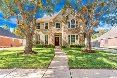 Katy Single Family Home For Sale: 1706 Barrington Hills Lane