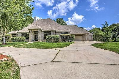 Willis Single Family Home For Sale: 12495 Aries Loop