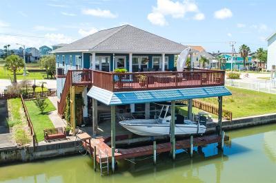 Tiki Island Single Family Home For Sale: 1018 Tiki Drive