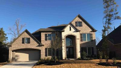 Montgomery Single Family Home For Sale: 170 Ballantyne Drive
