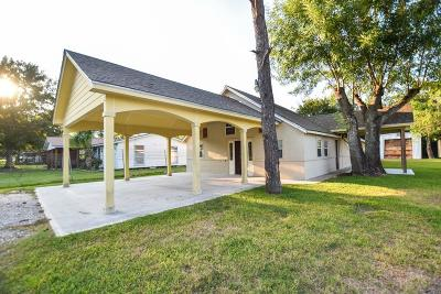 Pearland Single Family Home For Sale: 5725 Fite Road