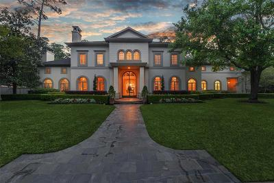 Houston Single Family Home For Sale: 3 Crestwood Estates Drive