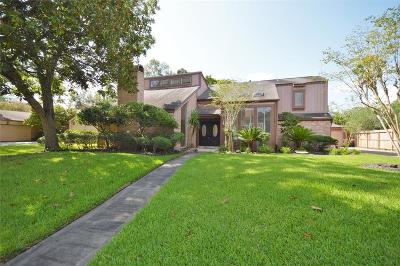 Houston Single Family Home For Sale: 16342 Clearcrest Drive