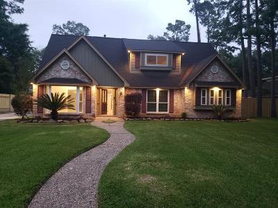 Houston Single Family Home For Sale: 1106 Timor Lane