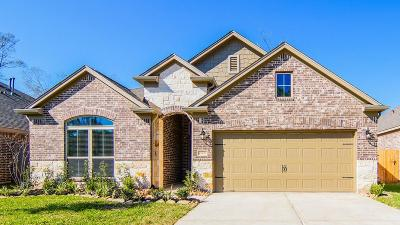 New Caney Single Family Home For Sale: 23439 Banks Mill