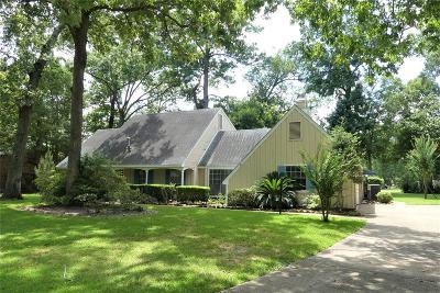Conroe Single Family Home For Sale: 599 Brandon Road