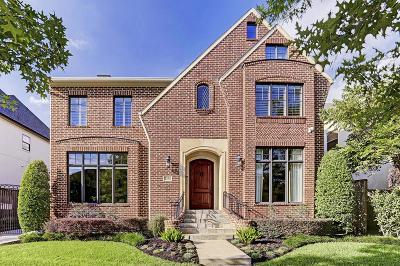 Houston Single Family Home For Sale: 3806 Merrick Street