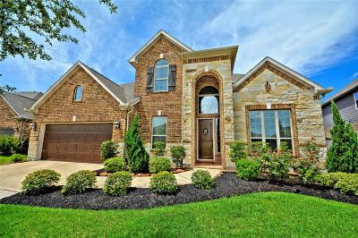 Waller County Single Family Home For Sale: 6815 Cottonwood Crest Lane
