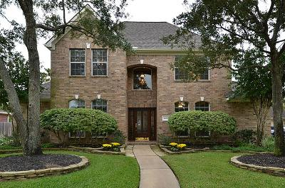 Cypress Single Family Home For Sale: 20211 Water Dance Court