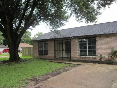 Houston Single Family Home For Sale: 342 Casa Grande Drive
