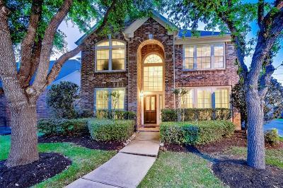 Katy Single Family Home For Sale: 26302 Suffield Glen Lane
