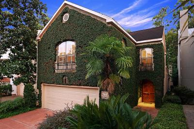 Houston Condo/Townhouse For Sale: 10 Sugarberry Circle