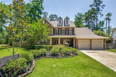 The Woodlands Single Family Home For Sale: 3 Filigree Pines Place