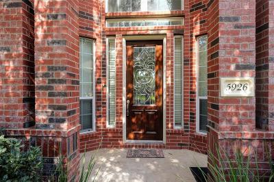 Missouri City Single Family Home For Sale: 5926 Nine Mile Lane