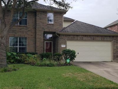 Harris County Single Family Home For Sale: 19727 Diamond Hills Lane