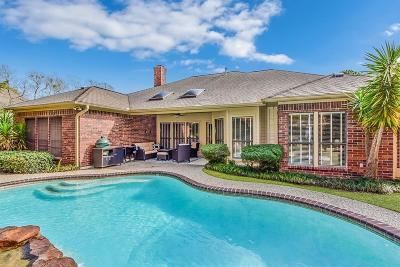 Houston TX Single Family Home For Sale: $379,000