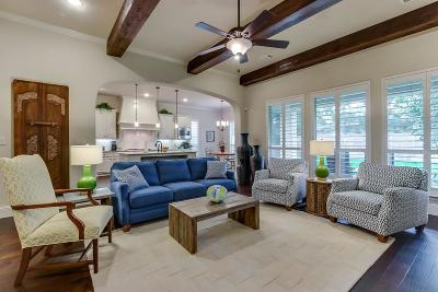 Montgomery Single Family Home For Sale: 159 S Waterhaven Circle