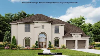 Cypress Single Family Home Pending: 19126 West Josey Overlook Drive